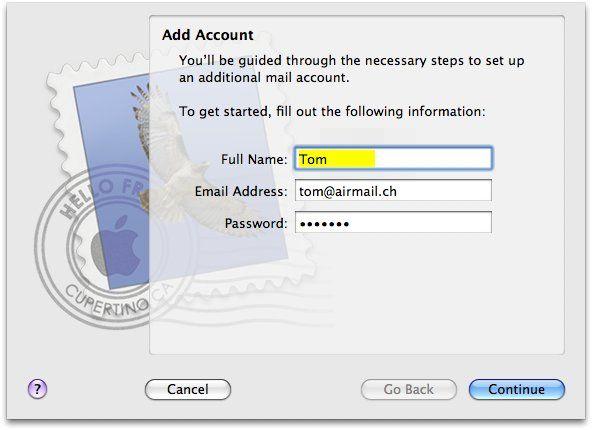 2 Mac Mail
